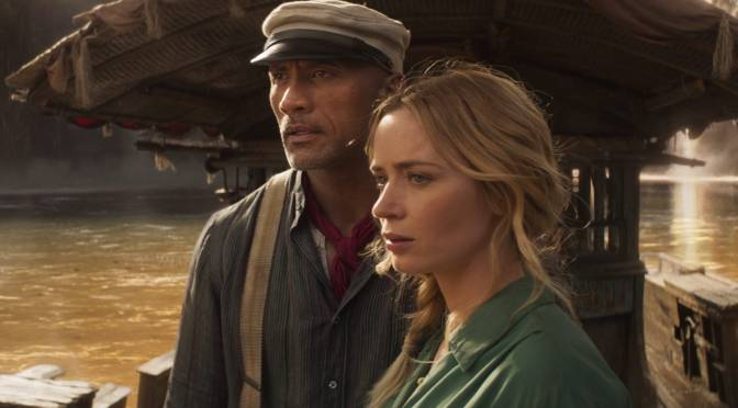 Movie Review: Jungle Cruise (2021)