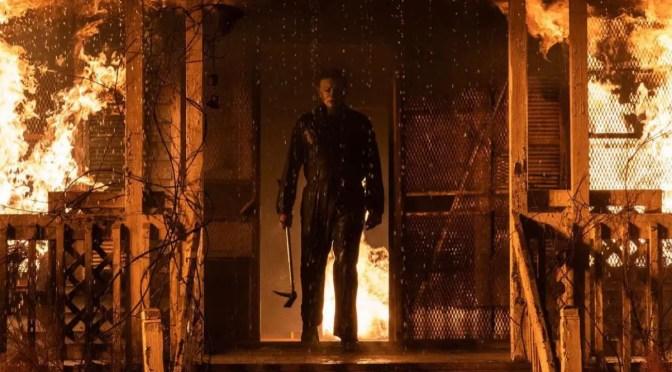Movie Review: Halloween Kills (2021)