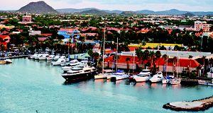 Oranjestad Aruba Silversea