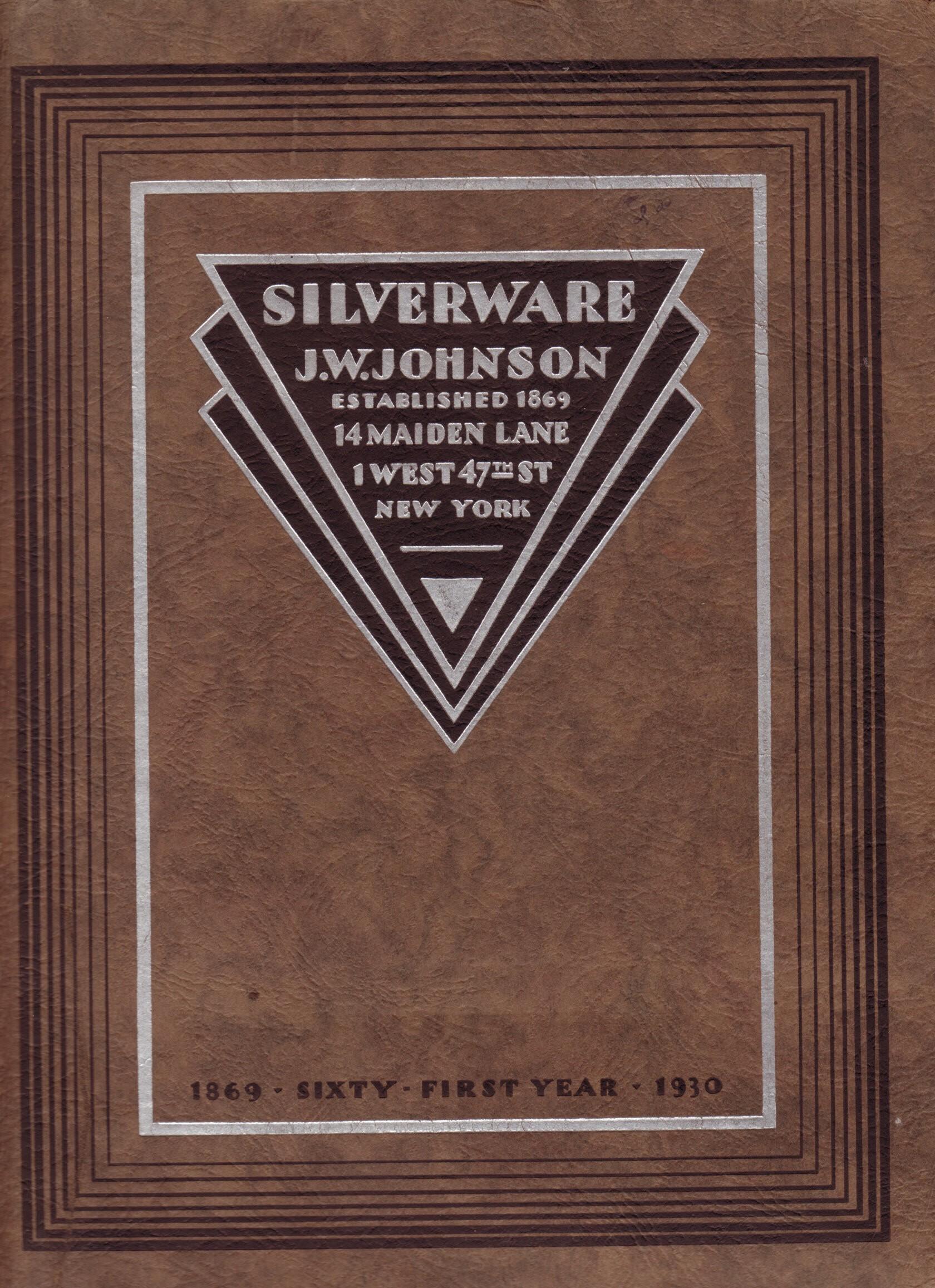 JohsnonSilverwareCatalog_1930