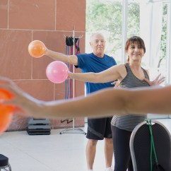 Chair Gym Workout Videos Cheap Accent Chairs With Arms Senior Exercise Programs Classes Silversneakers Fitness For You
