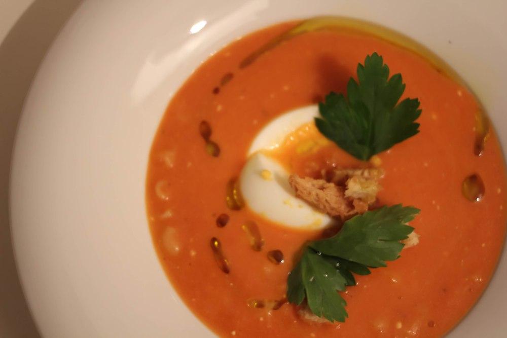 Zesty tomato soup (1/6)