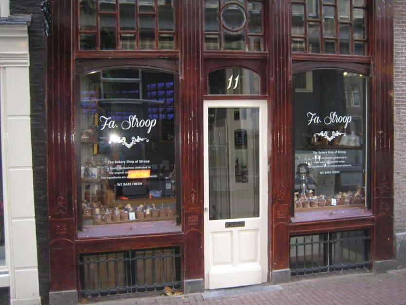 Firma Stroop Amsterdam