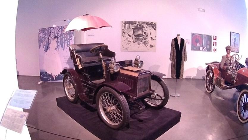 Minerva in Automobile & Fashion Museum Malaga
