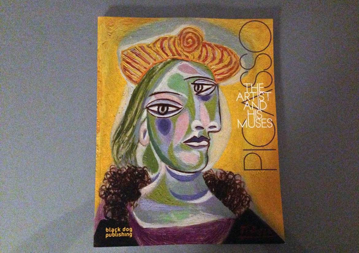 Picasso and his muses book