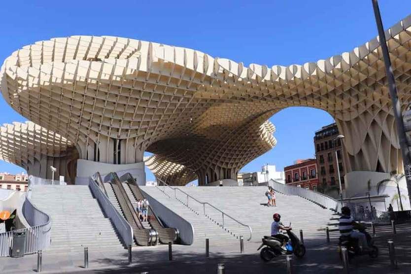 Downtown Seville