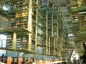 iblioteca José Vasconcelos / Vasconcelos Library by * CliNKer * (from flickr) (cc)