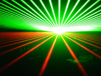 Lasers by dmuth (cc) (from Flickr)