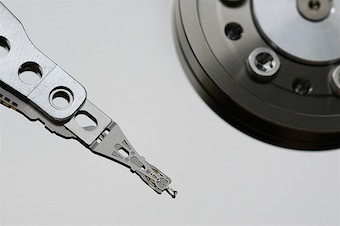 Hard Disk by Jeff Kubina (cc) (from Flickr)
