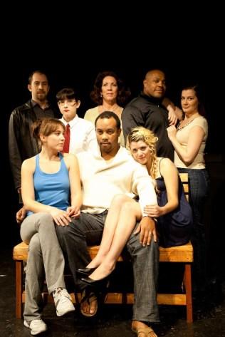 Treading Mud - Original Cast