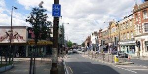 D12B - Woolwich Road / Blackwall Lane (S)