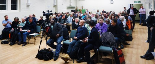 October 16th Public Meeting: Part 1 – NO2 Air Pollution in Greenwich Borough