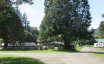 I had a very nice spot in a really pretty park