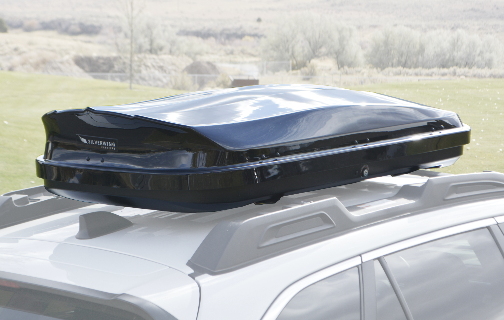 Silverwing Swc16 Automotive Cargo Roof Carrier Box