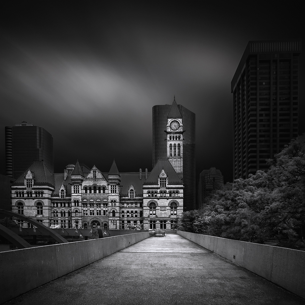 Toronto GTA black and white photography fine art