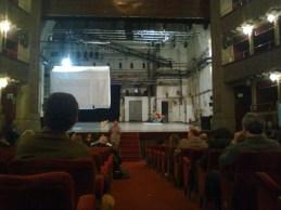 roma, teatro valle occupato