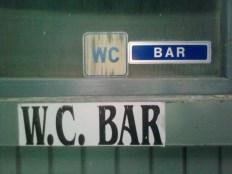 milano, wc bar