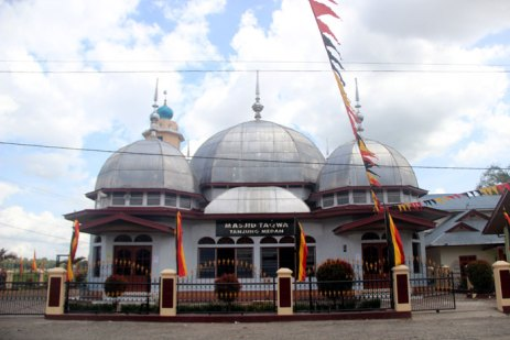masjid tanjungmedan, masjid taqwa tanjungmedan