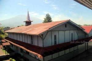 sd fransiskus padangpanjang, gereja katolik padangpanjang, yayasan prayoga
