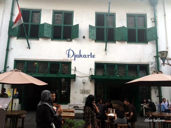 Kedai Seni Djakarte