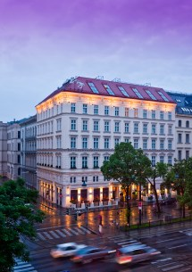 Luxury Hotel Vienna