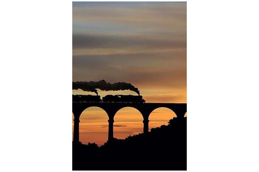 treno su ponte gdtrad16 blog silvia ghiara