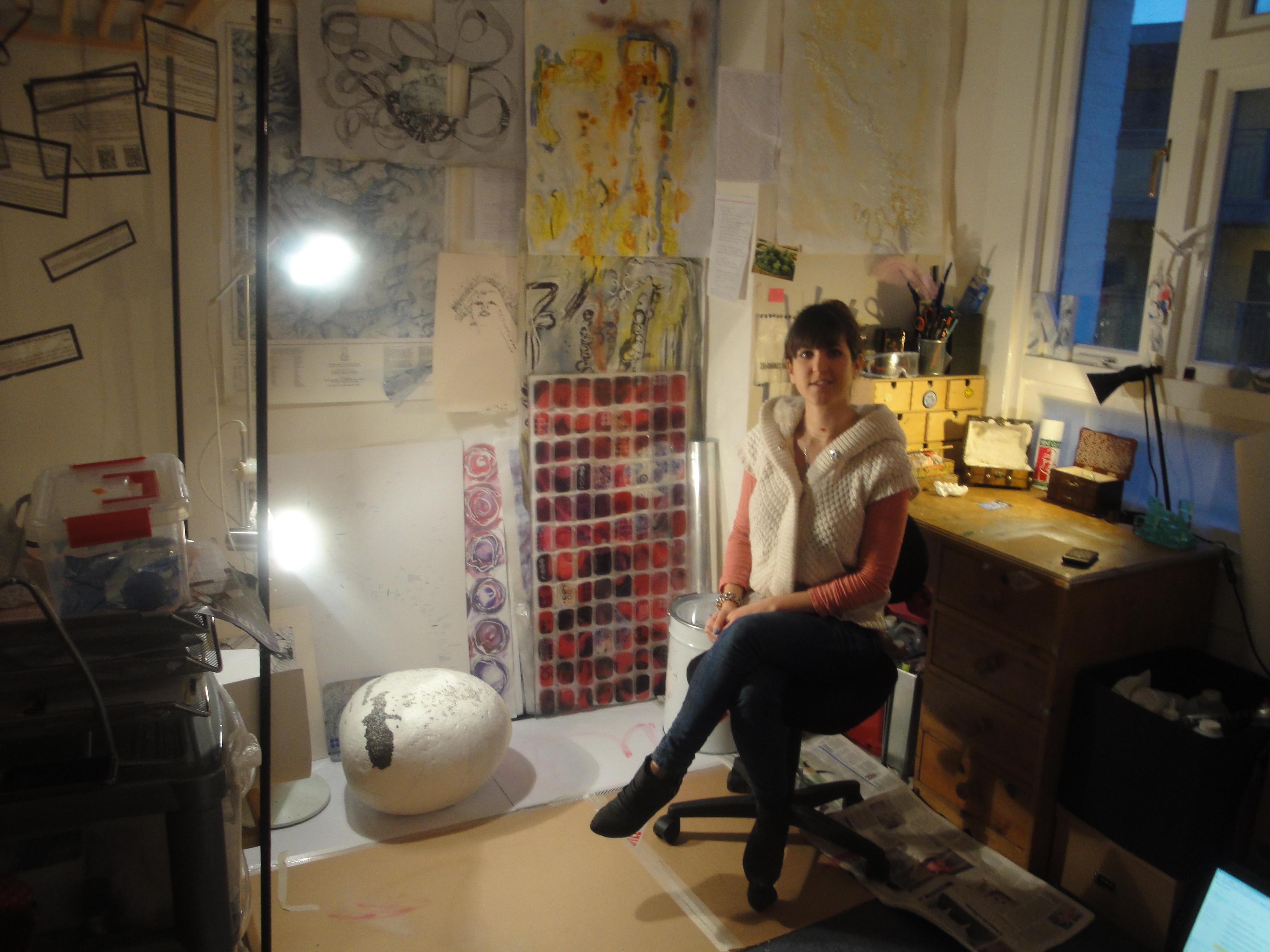 artist of the month  Silvia Krupinska  Organic
