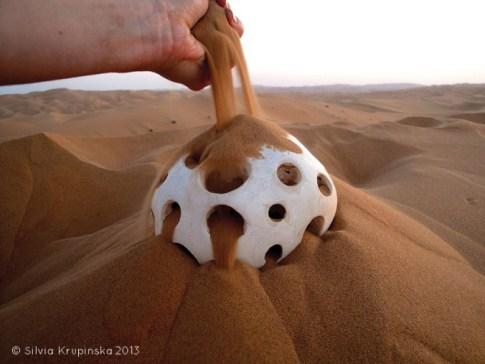 Ria-Formosa-in-Desert-I,-Copyright-Silvia-Krupinska-2013