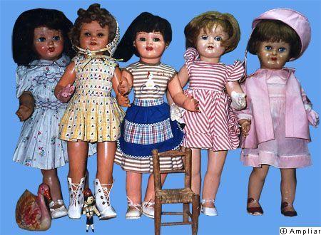 muñeca española