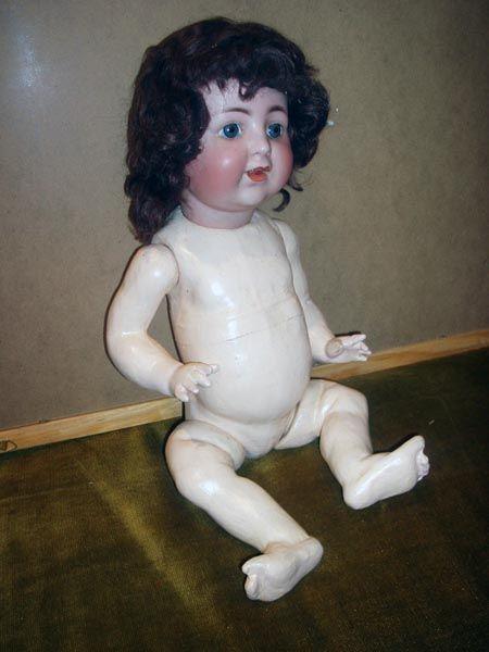 Muñeco antiguo
