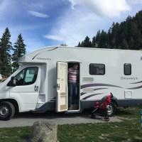Viajando de Motorhome na Nova Zelândia