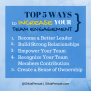 Top Tips To Increase Employee Engagement Better Team