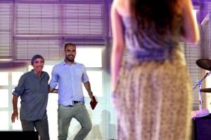 Concierto contra el SIDA Sílvia Pérez Cruz Pep Guardiola