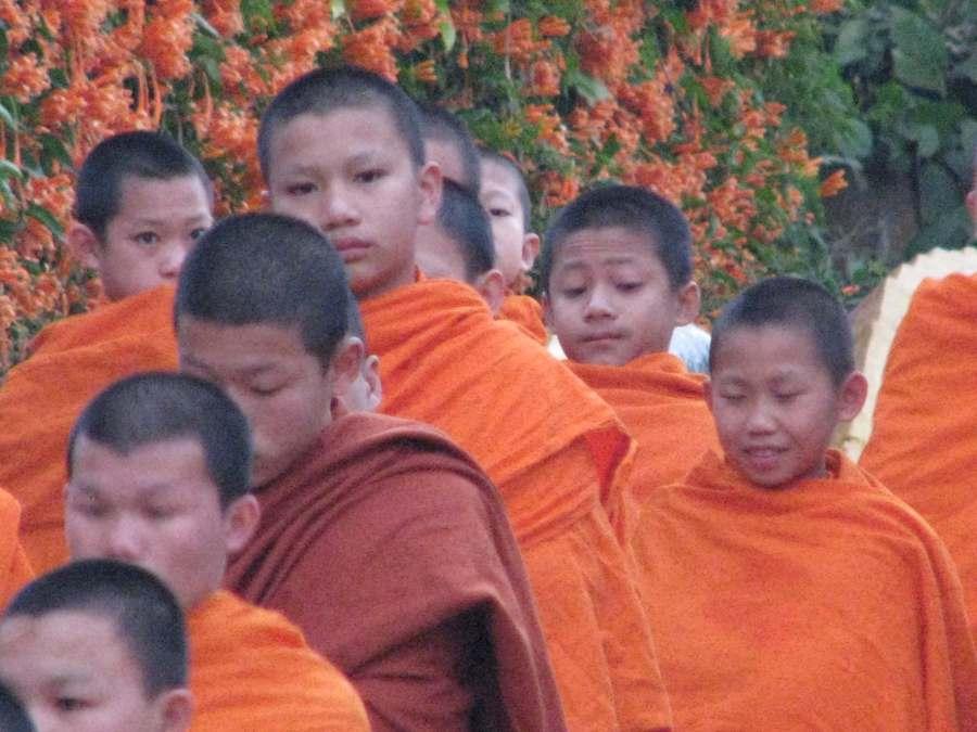 Silvia's Trips in Laos