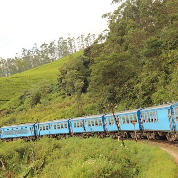 Viaggio attraverso lo Sri Lanka in pratica