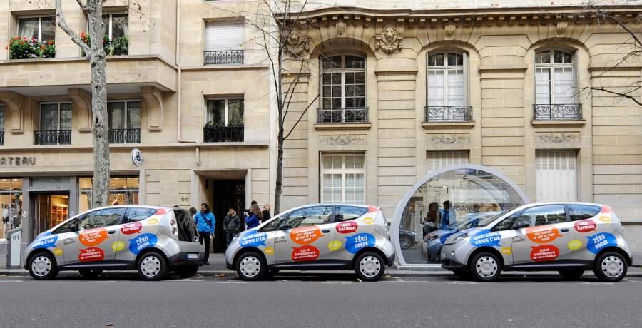 Muoversi a Parigi