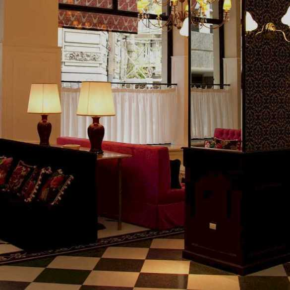 Tango de Mayo hotel, the most amazing hotel in Buenos Aires
