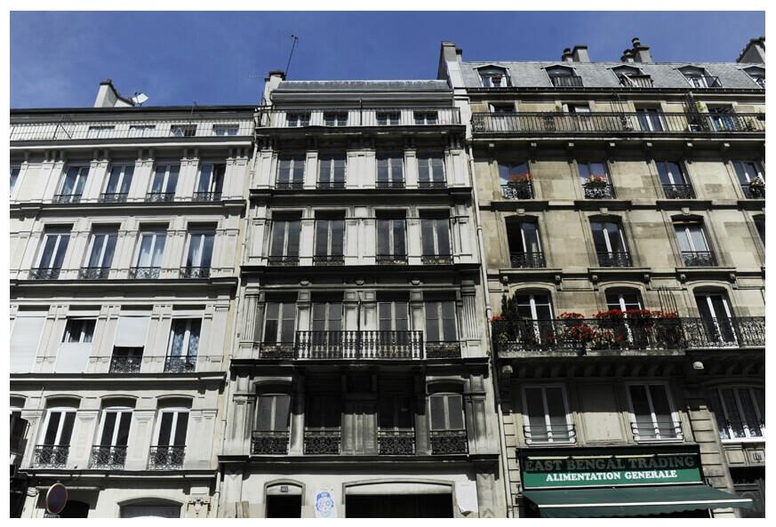 145 di rue Lafayette, © Photos Didier Raux