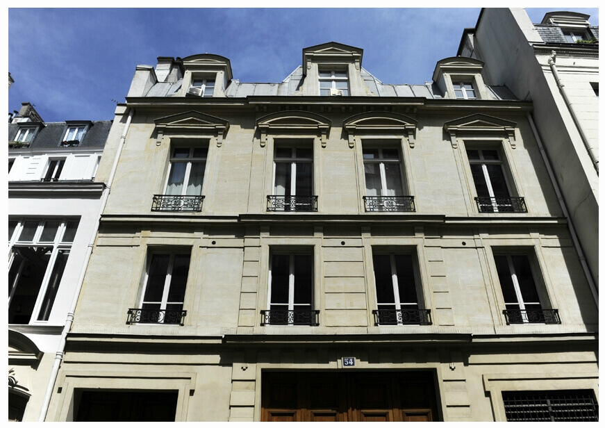 54 di rue des Petites-Écuries, © Photos Didier Raux