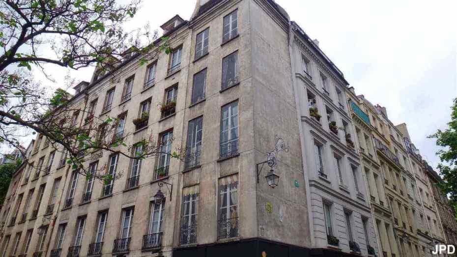 29 rue Quicampoix, © Photos Didier Raux