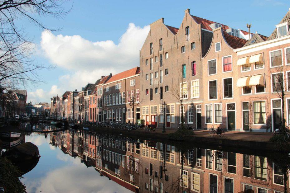 Una settimana in Olanda in treno