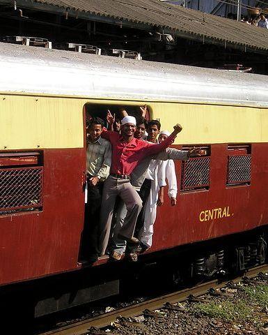Ricordi di un viaggio in India in treno