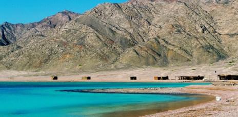紅海邊的烏托邦─埃及。達哈布