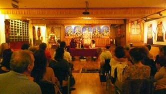 Casa del Tibet – La energía viva del color en la vida diaria – junto a Thubten Wangchen, director de la Fundación Casa del Tibet y la autora Marta Povo