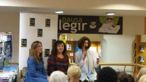 Casa del libro – presentación Cartas cósmicas de la coach y astróloga Pilar Garcia Gil