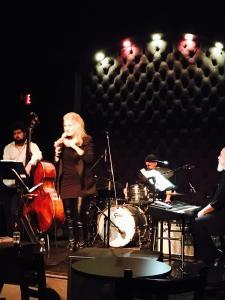SRY-Quartet live@The Townsend:5.5.16