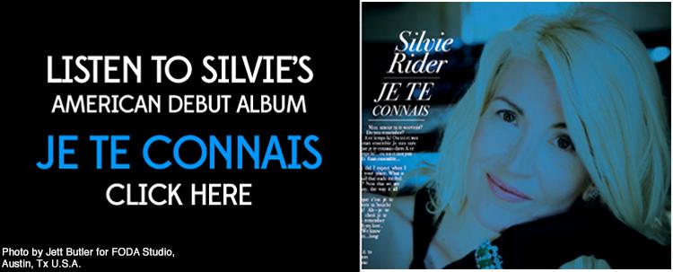 Silvie Rider-Young: Je Te Connais