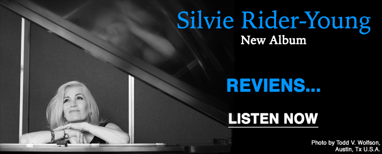 Silvie Rider-Young: Reviens