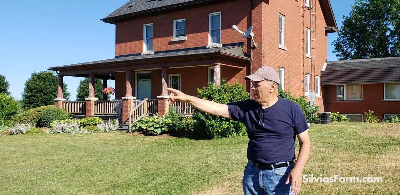 Silvio's Aronia Farm in Port Perry ON Canada