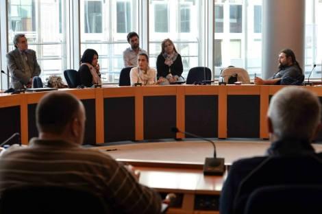 Sessione di confronto Europa-Territori con gli Eurodeputati e noi portavoce locali